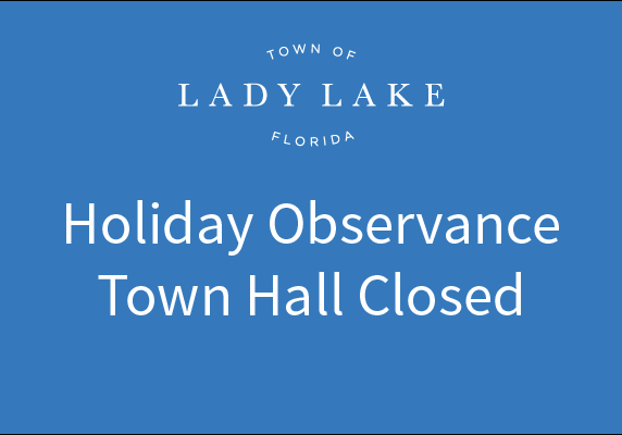 Holiday Observance notice graphic